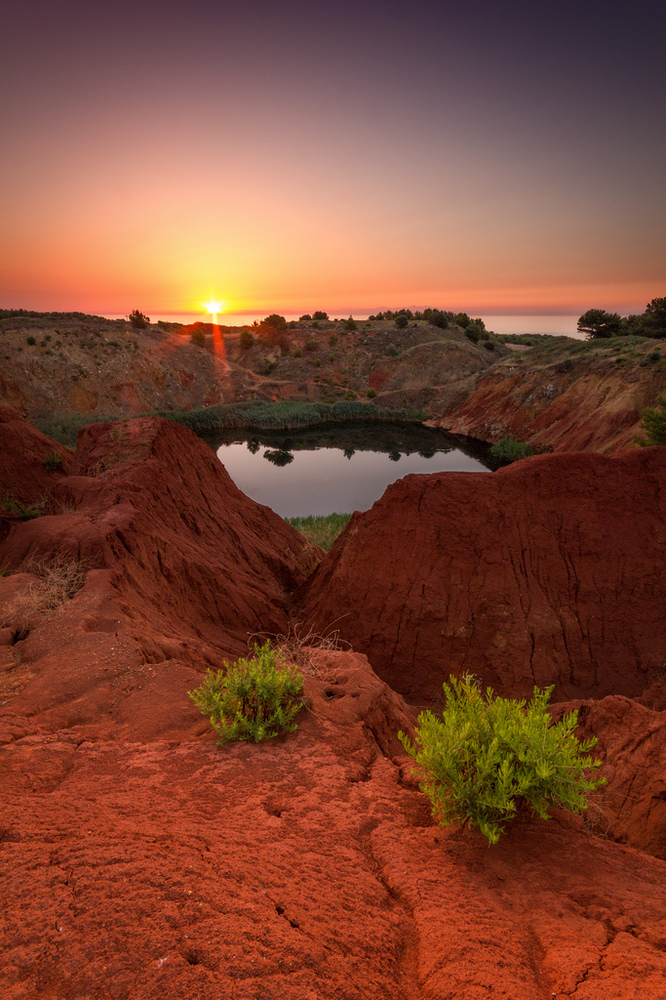 cave-bauxite-tramonto