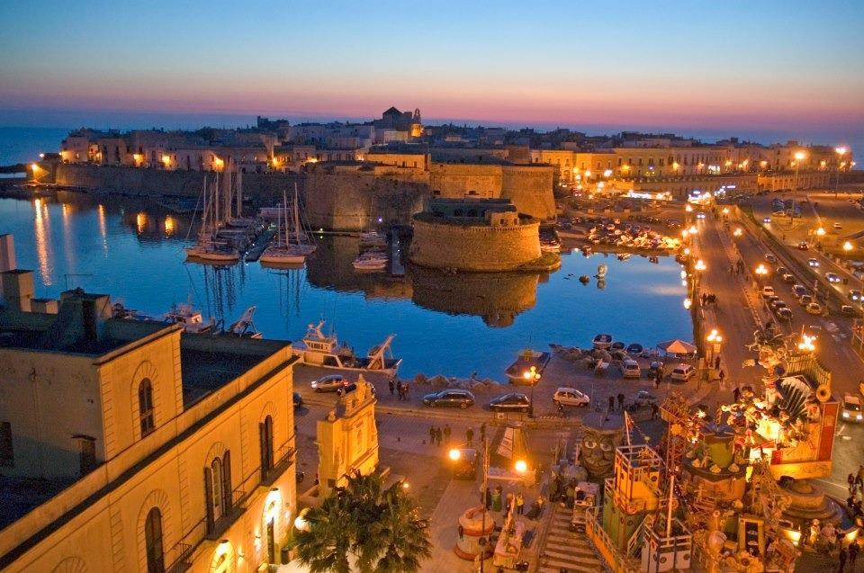 Gallipoli la citt bella - La finestra sul mare gallipoli ...
