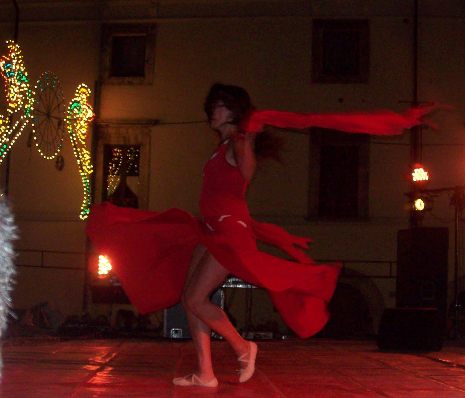 Tamburellisti di Torre Paduli - Ballerina