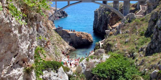 Costa Salentina – Le località per tuffi spettacolari
