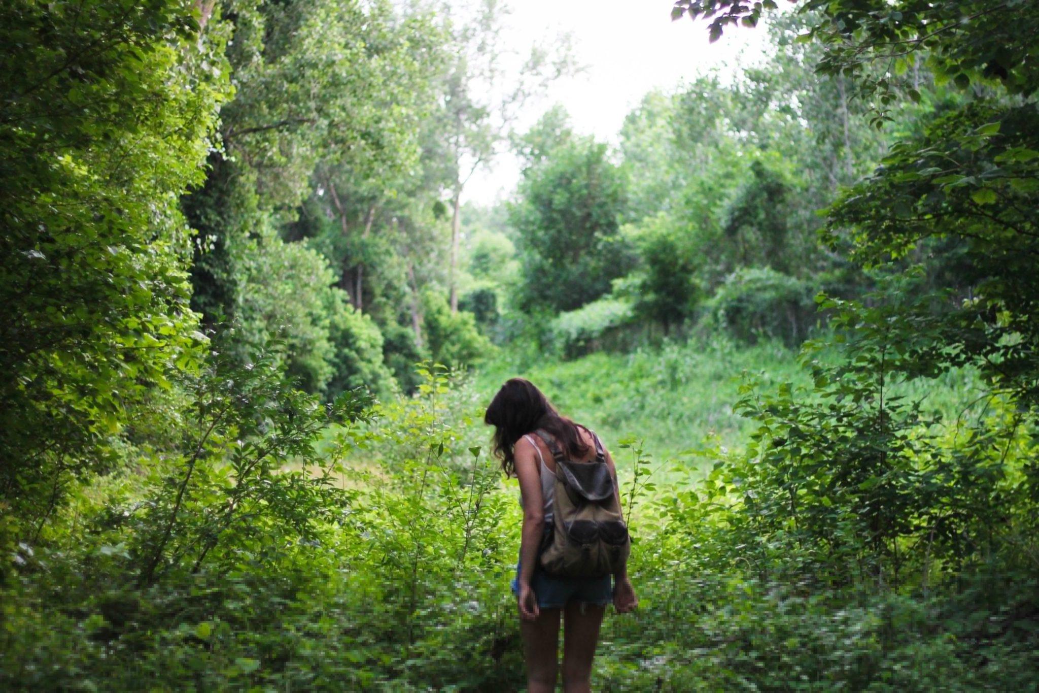 hiking salento