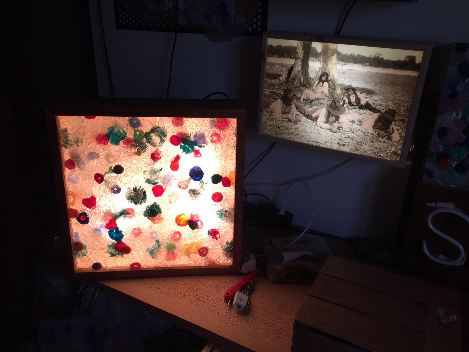 lampade design riuso