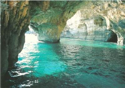 Risultato immagini per grotte di Leuca