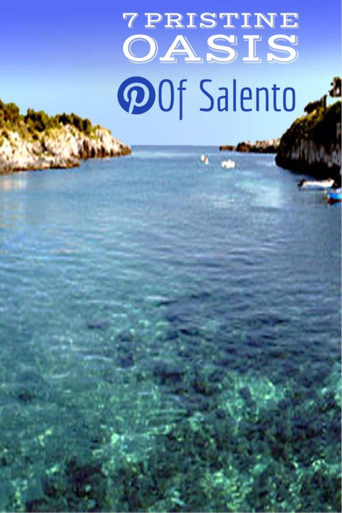 FREE PRISTINE OASIS IN SALENTO FOR PINTEREST