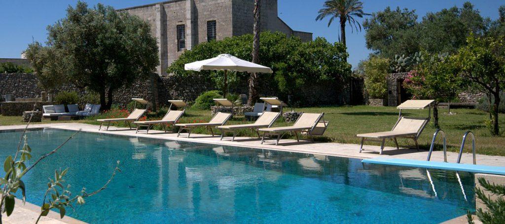 Villa Masseria la Margherita - Otranto -