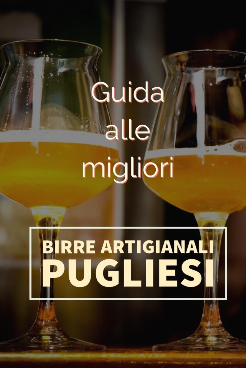 guida alle migliori birre artigianali pugliesi - SalentoDolceVita