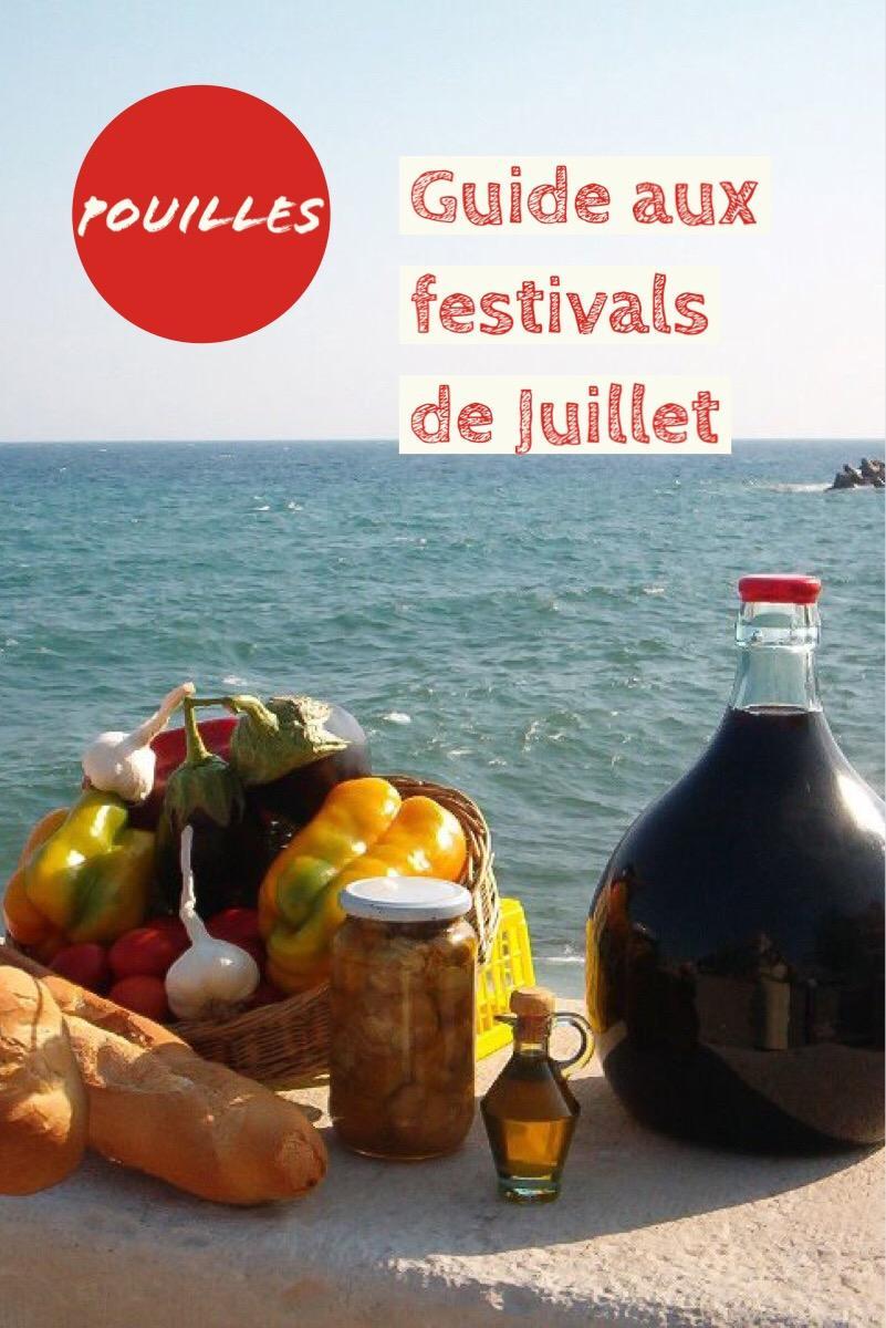guide aux festival des juillet dans les pouilles salent dolce vita