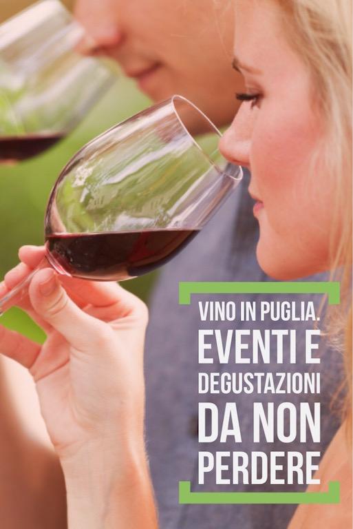 scopri le degustazioni di vino in puglia