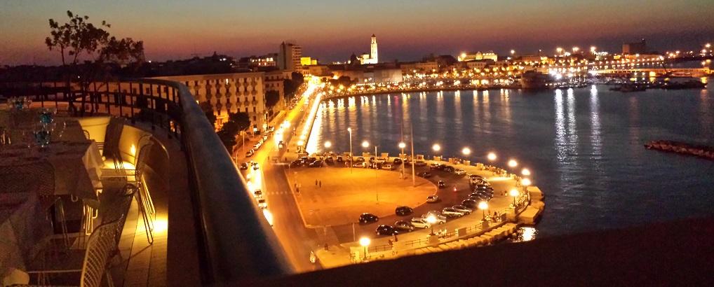 rooftop Bari salento dolce vita