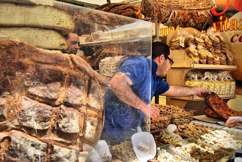 sagra focaccia e pane