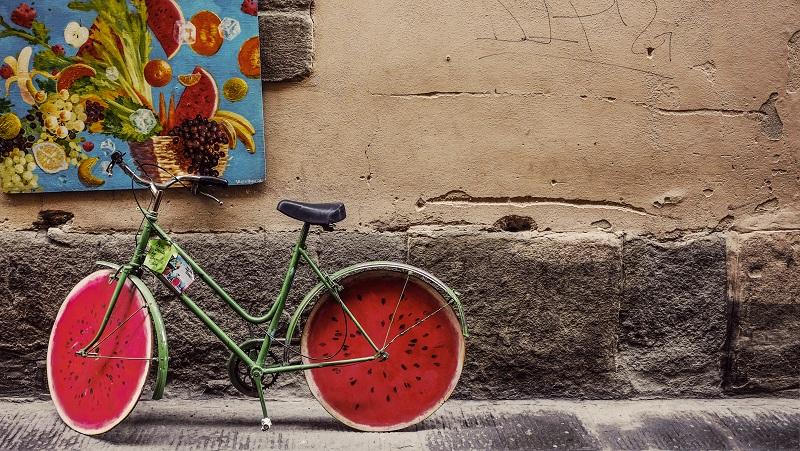 andae in puglia in bici
