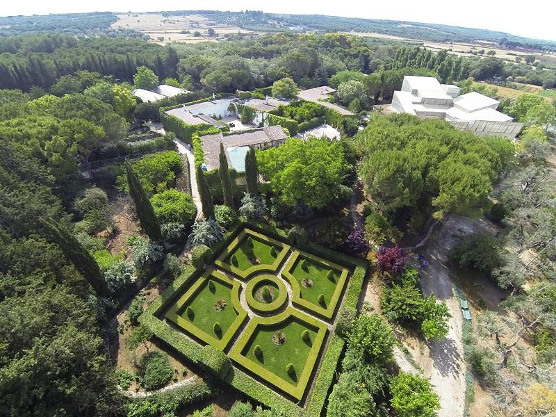 giardino La cultura salento