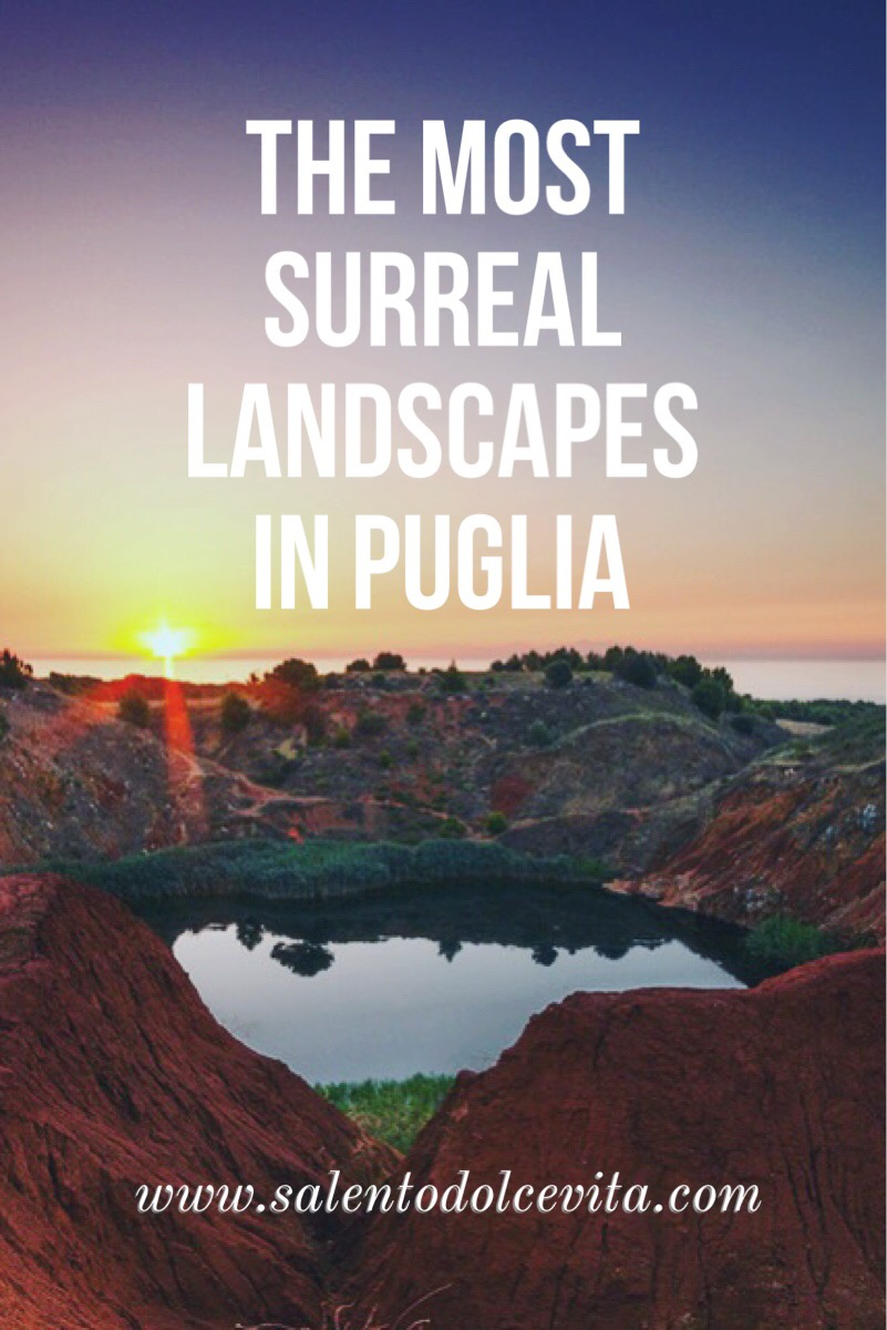 THE MOST SURREAL LANDSCAPES OF PUGLIA -A SALENTODOLCEVITA
