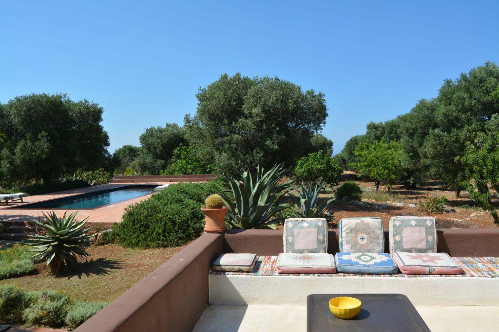 salento uliveto giardino villa salentodolcevita