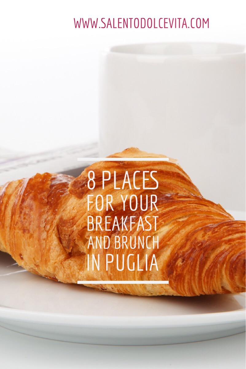 8 places for your breakfast in Puglia