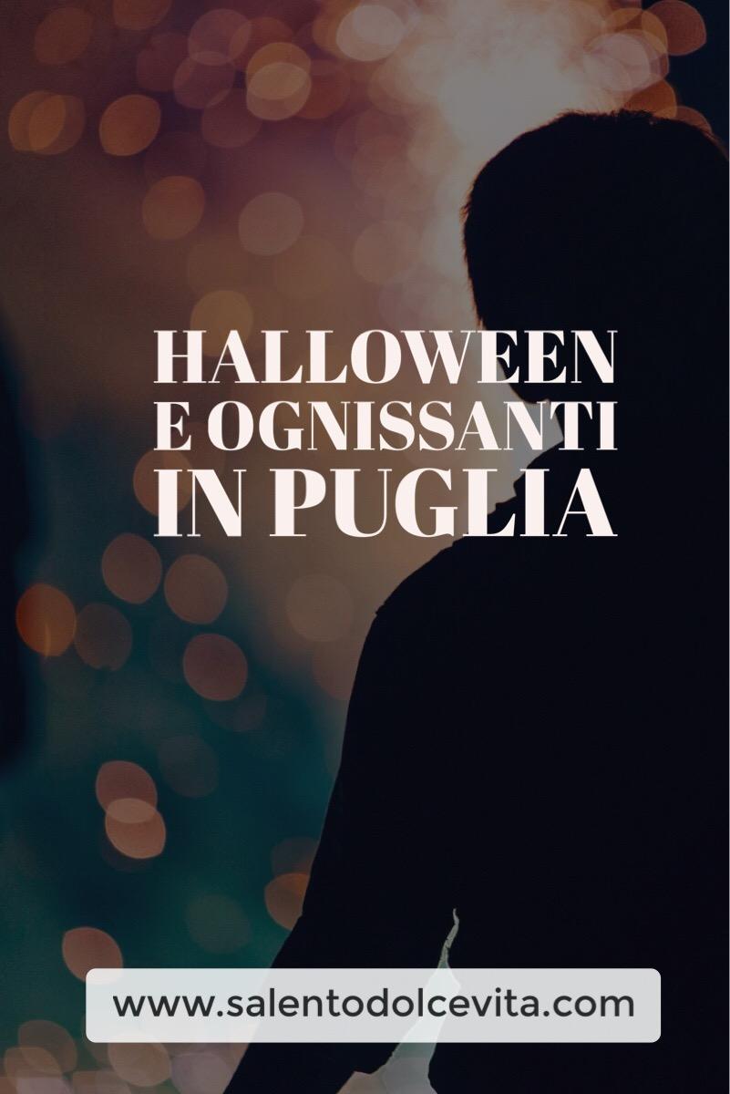 halloween e ognissanti in Puglia