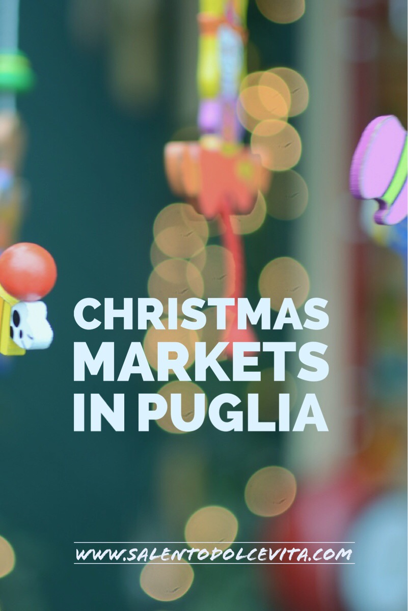 the best christmas markets in puglia