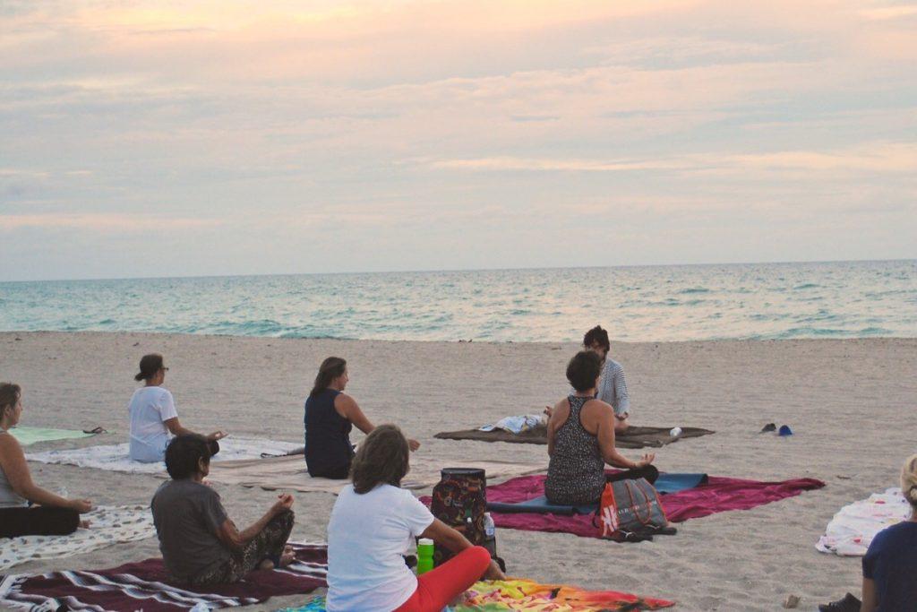 ritiri yoga nel salento