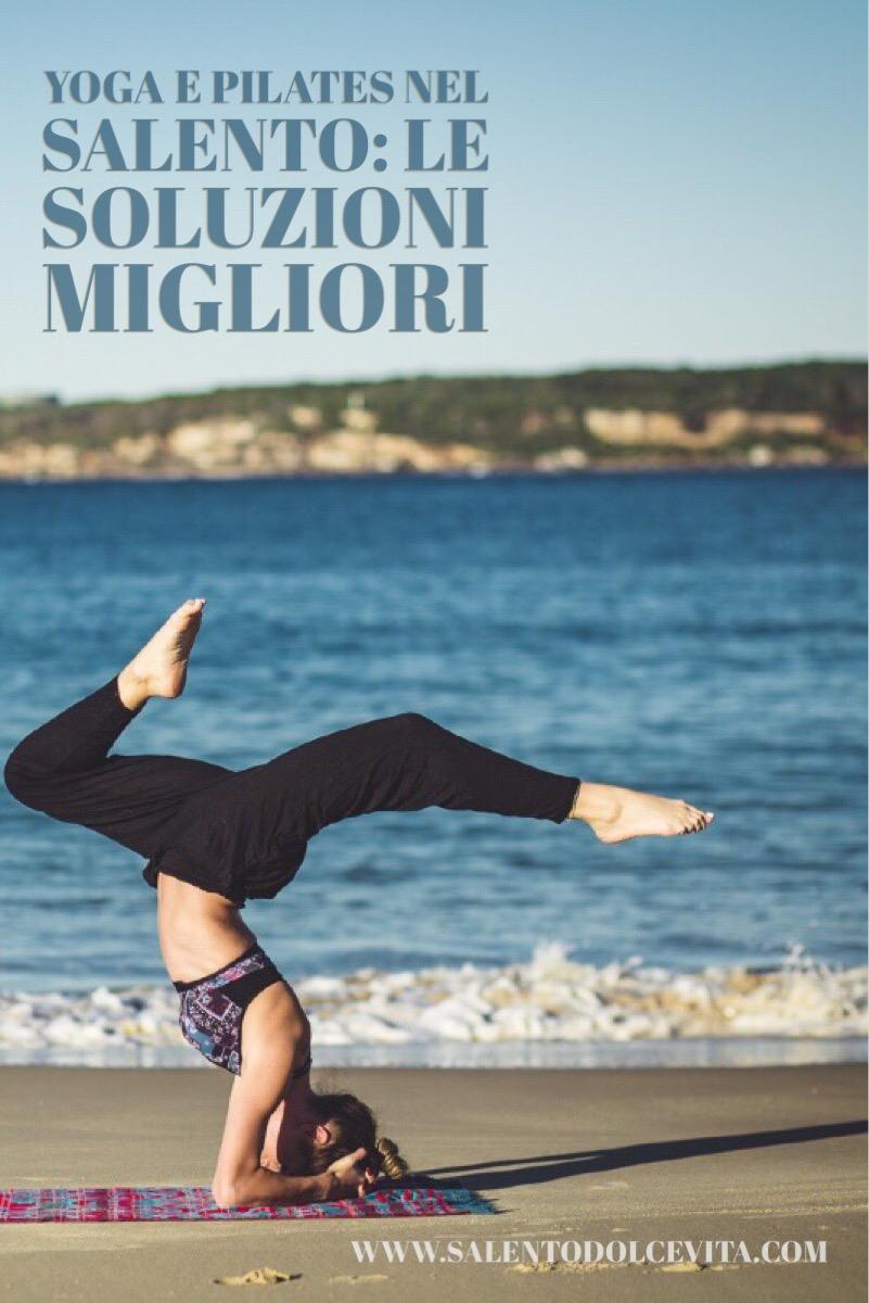 yoga e pilates nel salento - salentodolcevita.com