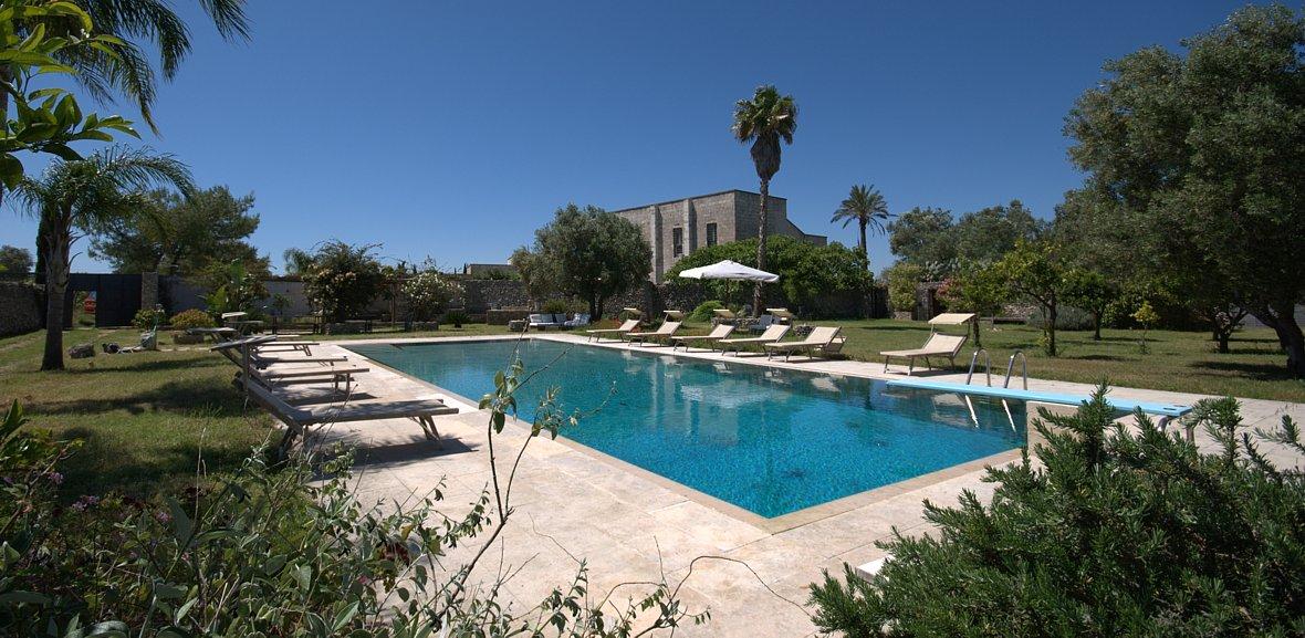 Villa Margherita a Otranto