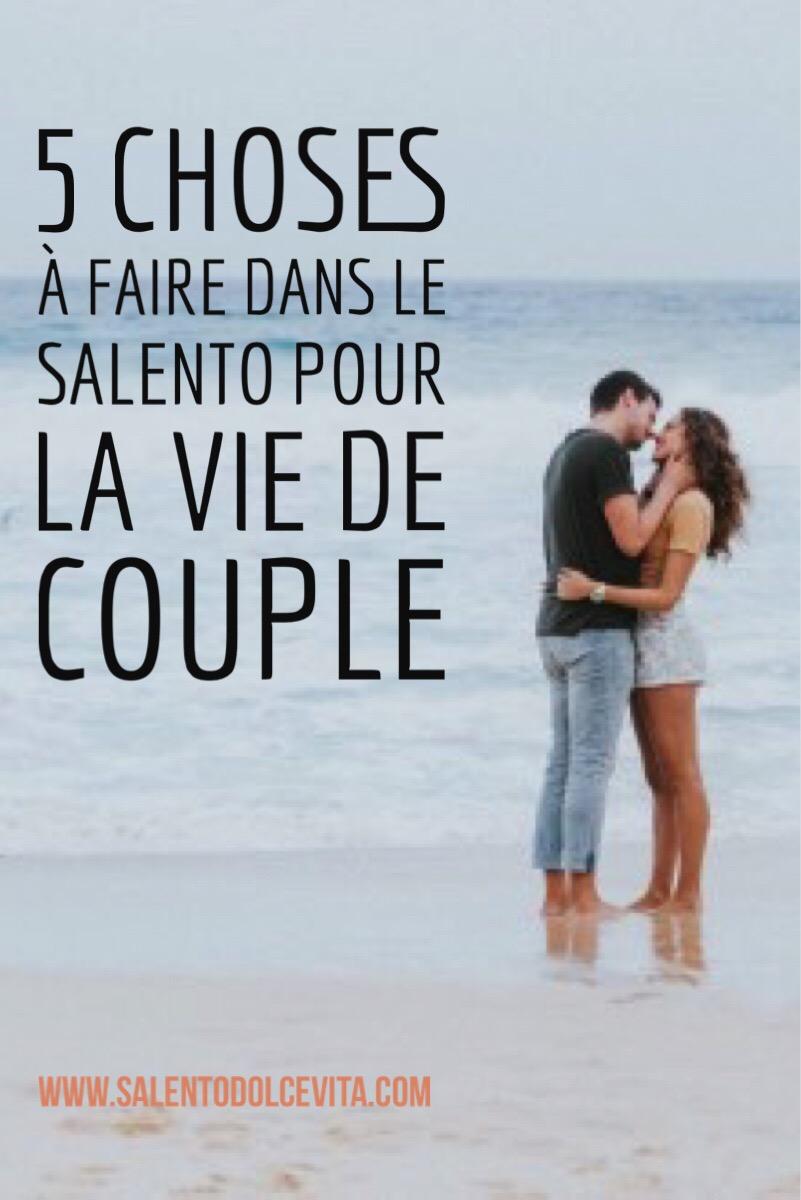 5 chiese à faire dans le salento pour la vie de couple