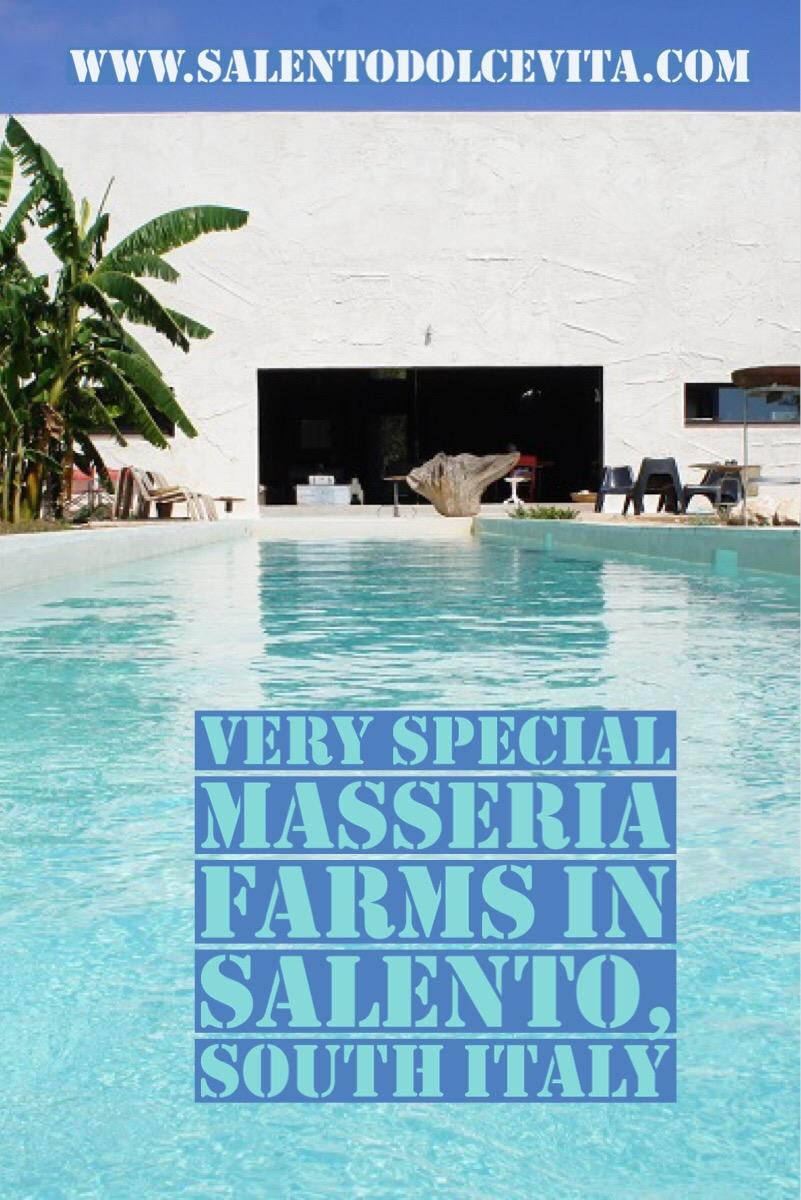 very special masseria farms in salento