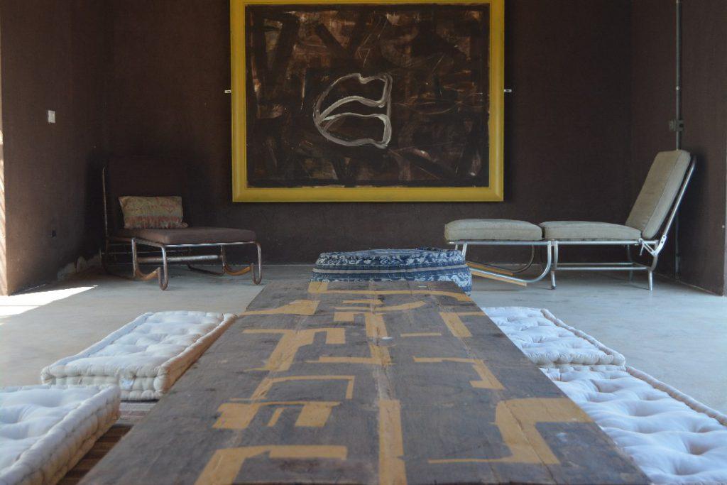 Villa Caroma furnished covered Veranda near sleeping area (20)