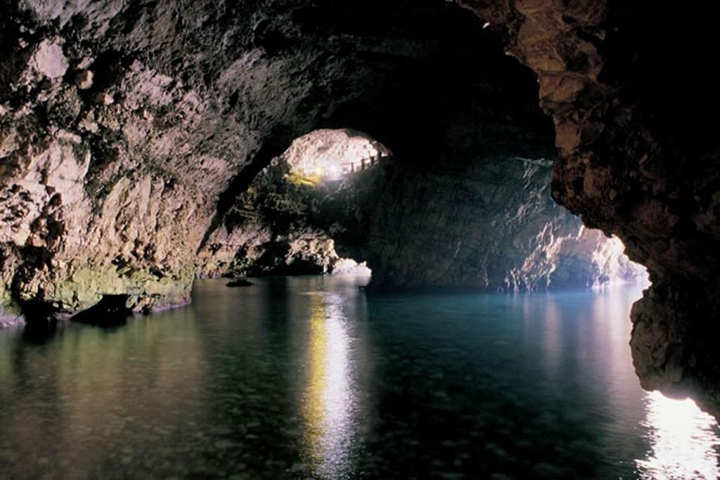 grotta monaca piscine naturali