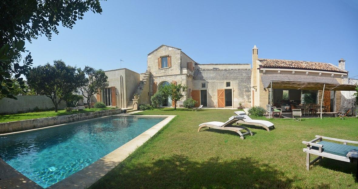Villa Palmento , Otranto booking@salentodolcevita.com