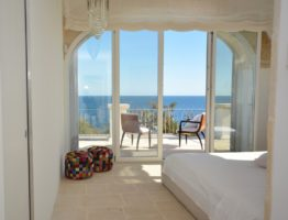 The medical and psychological benefits of a home with sea view