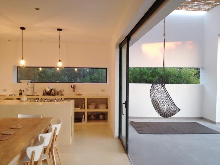 salotto living room villa flo - salento