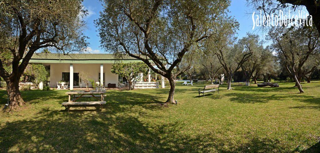Villa Morice casa vacanze salento