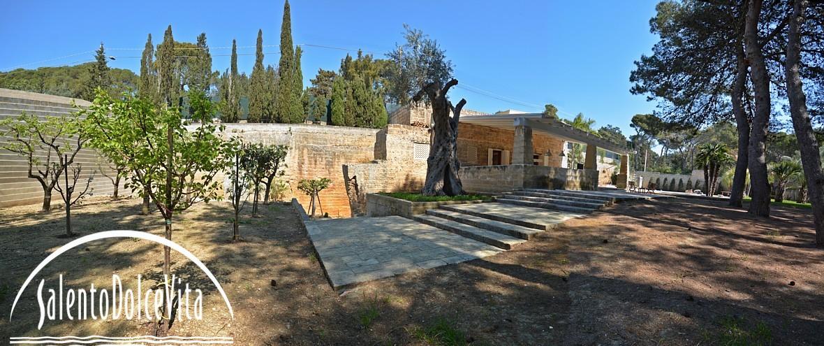 Pineta, Villa Carparo