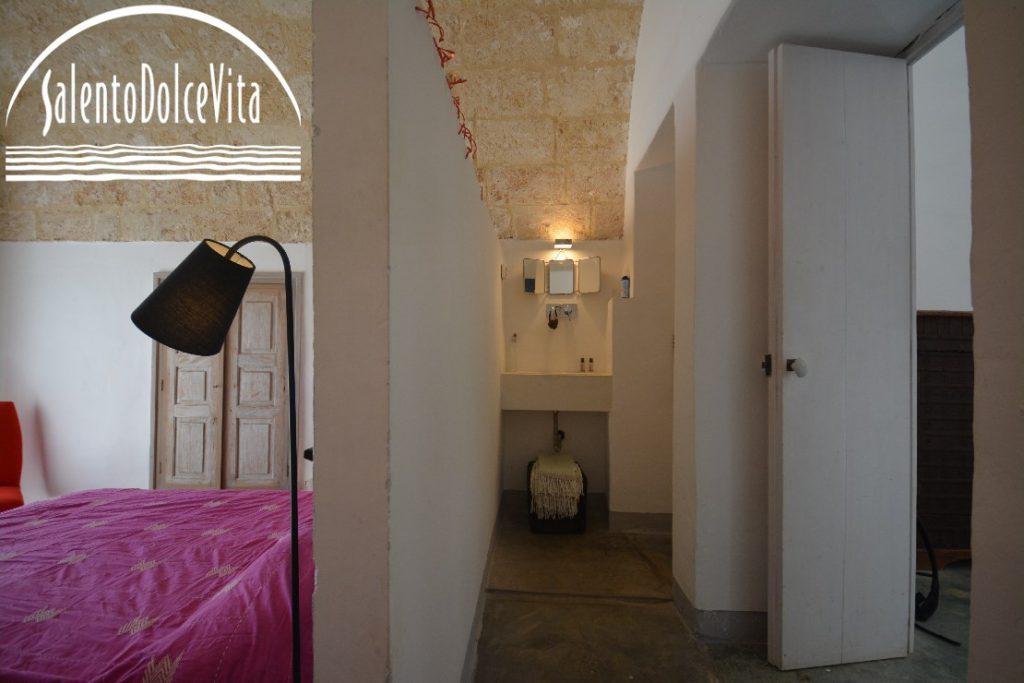 La masseriola, masseria con interni in muratura