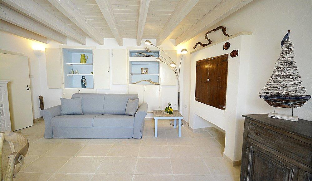Casa Sciaroccu, Living room