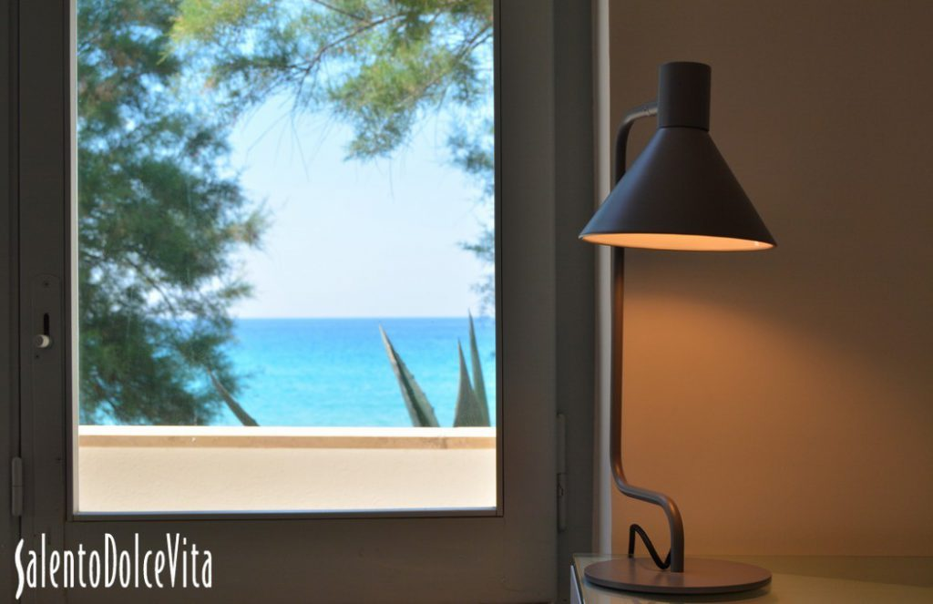 Villa Turchese - vista mare - booking@salentodolcevita.com