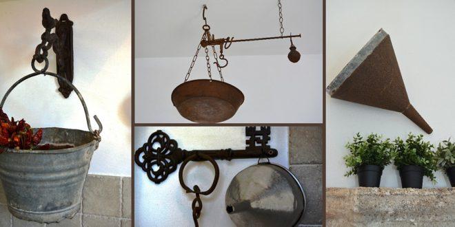 Vieux outils agricoles qui deviennent design de luxe
