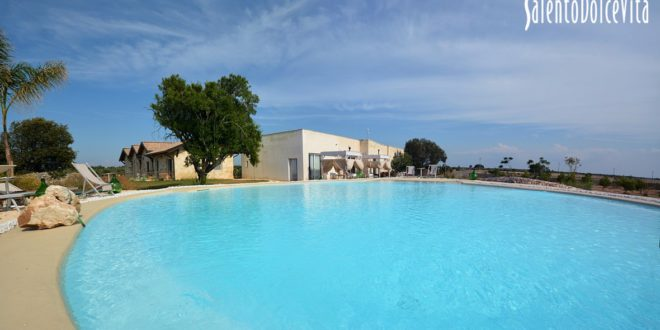 Green villas in the heart of Salento nature