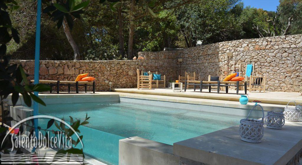 Piscina Villa Faro