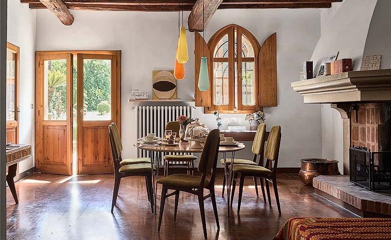 Interni Casa Borgo Balsamico