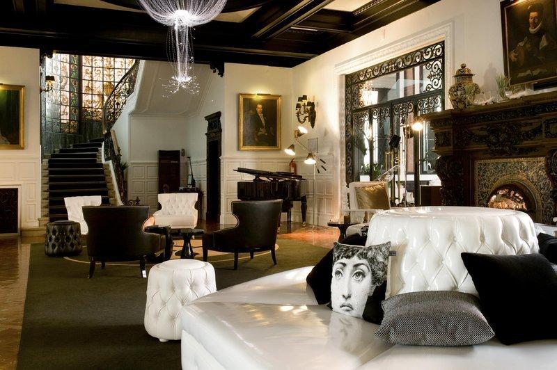 Infante de Sangres, interior hotel, Porto