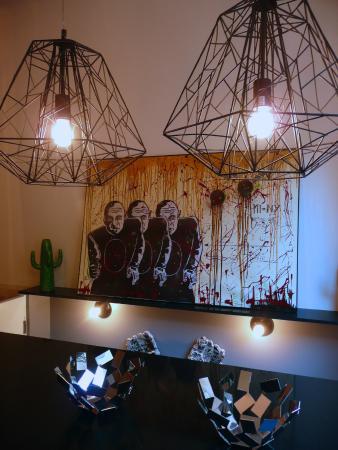 rosso segnale - lof art and design Milano