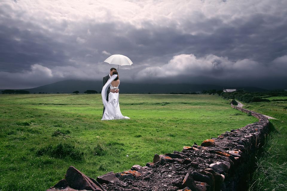 wedding aran island
