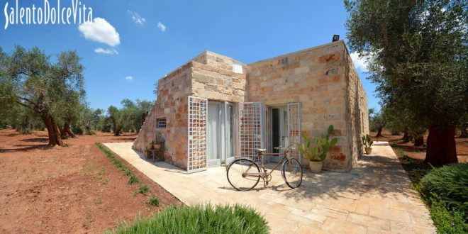 Simplicity turned into luxury and wellbeing in the cozy villas of Salento