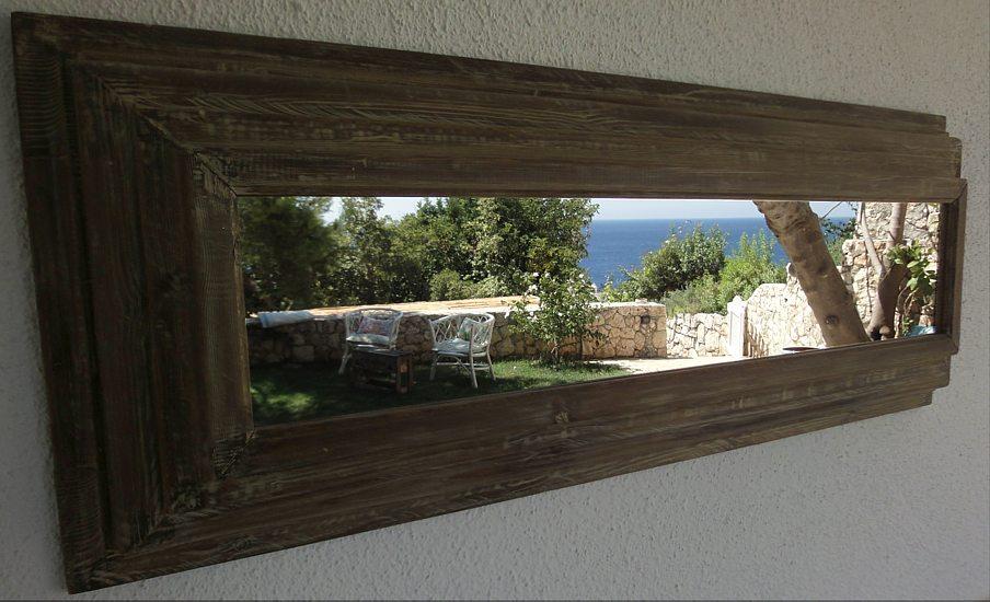 villa castriota giardino vista mare castro