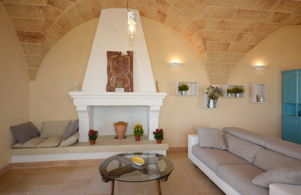 Villa Rita, Torre Pali - booking@salentodolcevita.com