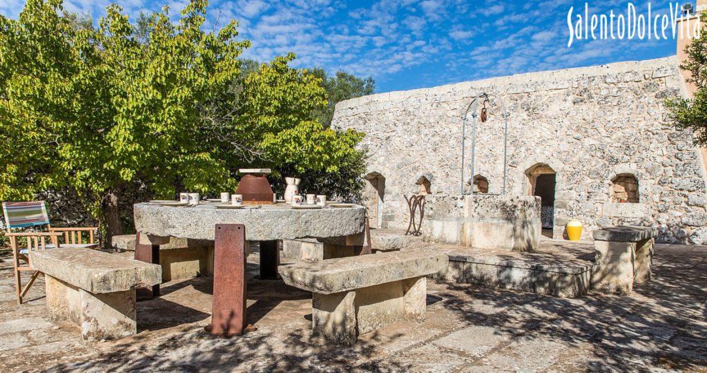Villa Lamie, Otranto, esterni. booking@salentodolcevita.com