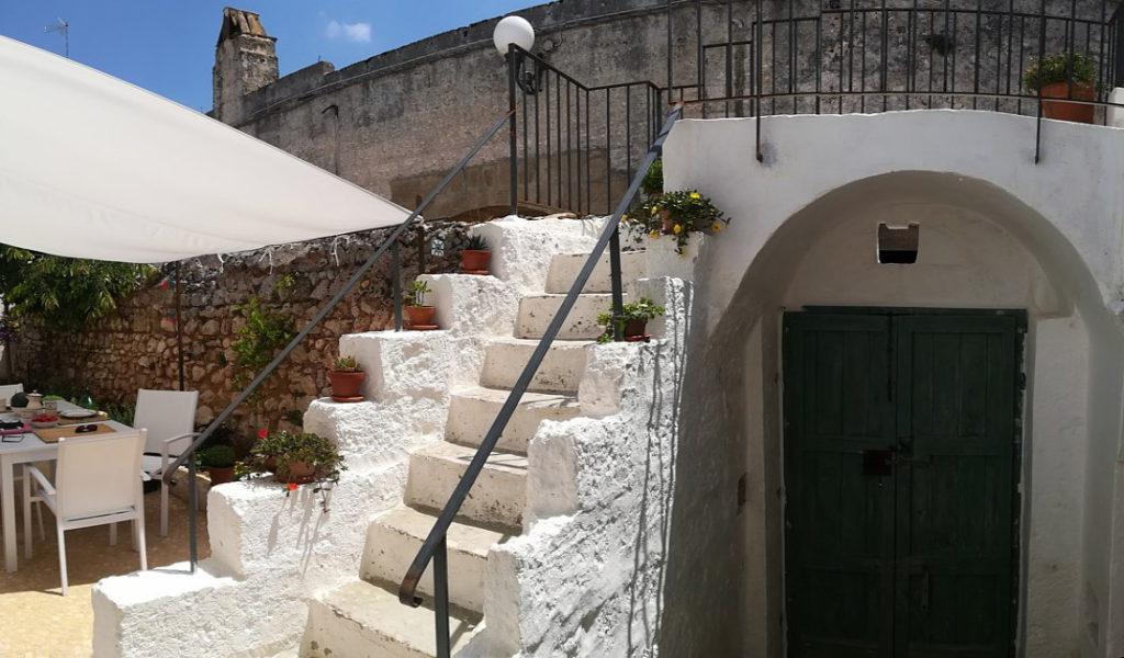 Dettaglio casa Frida, Morciano di Leuca. booking@salentodolcevita.com