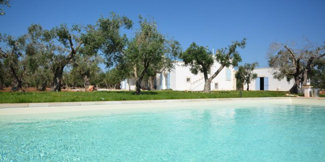 The unique experience of a holiday in a masseria