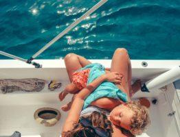 Vacances de luxe avec enfants: comment les organiser